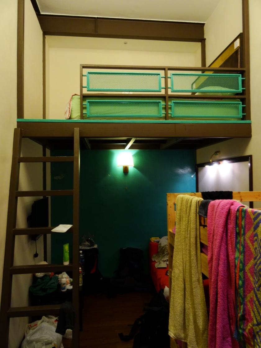 3.0-Hostel-Zimmer