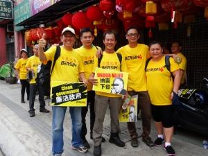 8.7-Demonstranten